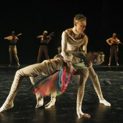 Dance performance The Birds (D.Matvejevas photo)