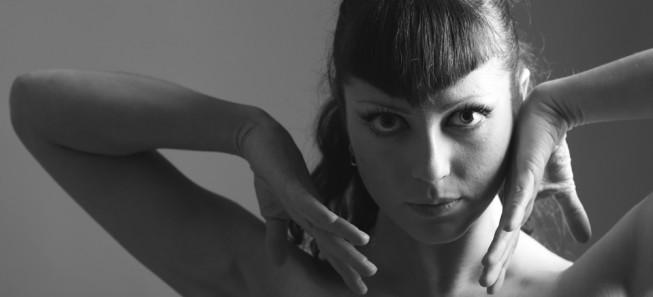 Actress and dancer Irina Nazarenko