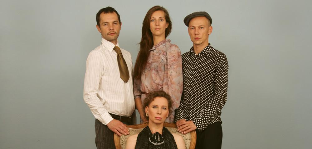 "Performance ""Marko (Kavoliai cabaret)"""