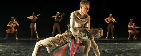 "Dance performance ""The Birds"""