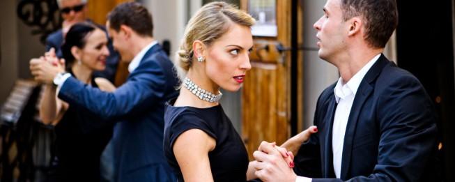 Tango Salon pristatymas - Gyčio Ivanausko teatras (Foto Gediminas Bartuska)