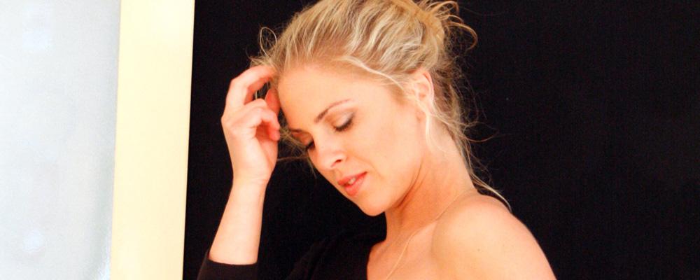 Aktorė, šokėja Edita Užaitė