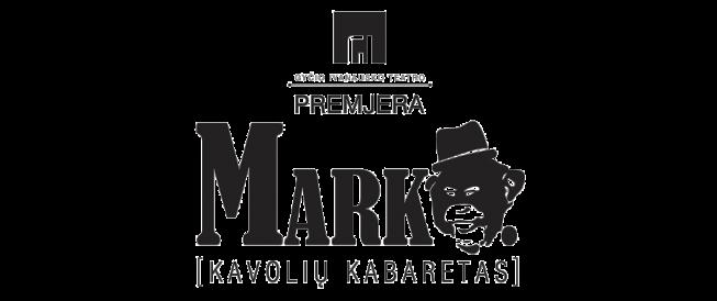 """Gyčio Ivanausko teatro vienos dalies spektaklis """"Marko ( Kavolių kabaretas)"""""""
