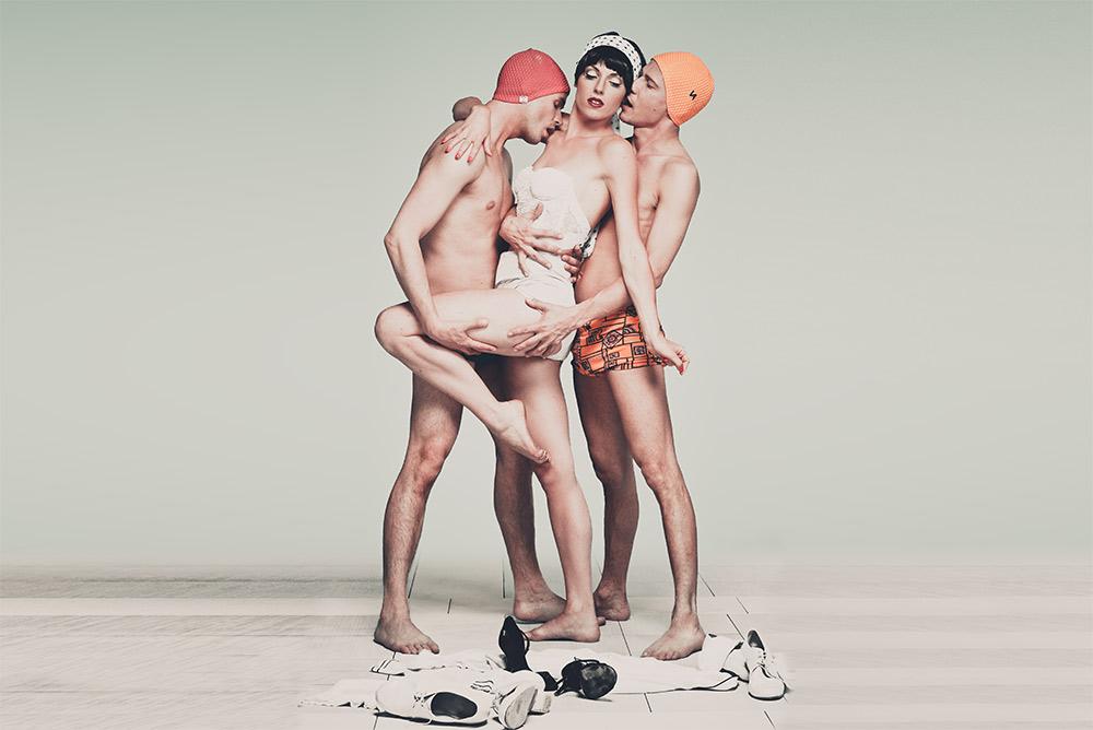 Tango Salon – Tango šokio spektaklis – Brigita Urbietytė – Gyčio Ivanausko teatras (Markus Nikol'a nuotr., Ilona Šilenkova photo retouche)
