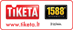 Tiketa - Bilietai į renginius ir pramogas, bilietų prekyba internete